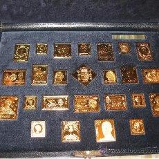 Coins of Spain - Colección La Casa de Borbón plata de ley chapada en oro - 10075284