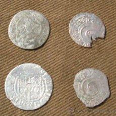 Monedas de España: CUATRO MONEDAS DE PLATA . Lote 26284814