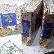 Coins of Spain - COLECCION: MONEDAS DEL MUNDO /// ORBIS FABBRI /// 100 ENTREGAS - DOLARES DE REGALO - 27065096