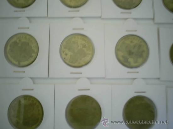 Monedas de España: preciosa coleccion de 21monedas en bronce estados venezolanos - Foto 2 - 26347634