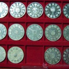 Monedas de España: SERIE ENCUENTRO ENTRE DÓS MUNDOS.1492/1992. Lote 23204077