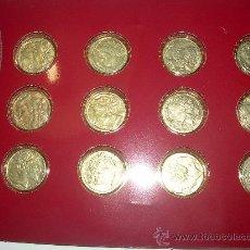 Monedas de España: MONEDAS GRIEGAS DE PLATA....EL OBSERVADOR.....1993.. Lote 28639981