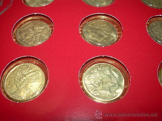 Monedas de España: MONEDAS GRIEGAS DE PLATA....EL OBSERVADOR.....1993. - Foto 7 - 28639981