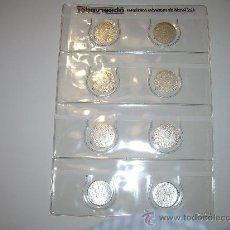 Monedas de España: COLECCION DE MONEDAS CATALANAS DE PLATA.....1992. Lote 28640038