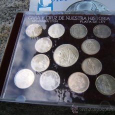 Monedas de España: COLECCION HISTORICA EN PLATA. Lote 29040365