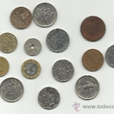 Coins of Spain - LOTE DE 16 MONEDAS EUROPEAS - 29780588