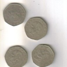 Coins of Spain - LOTE DE 6 PIEZAS DE 10 PESOS - MEXICO - LOS DE LA FOTO - 31557333