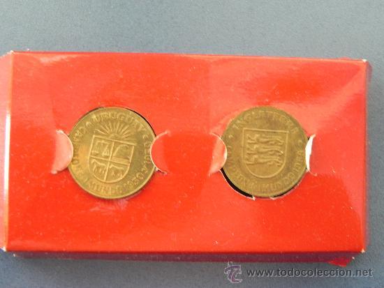 Monedas de España: LOTE 2 MONEDAS DEL MUNDIAL ESPAÑA´82 (ref 90016) - Foto 2 - 32305564