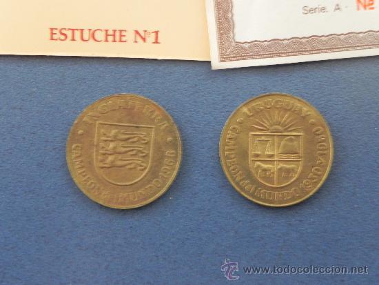 Monedas de España: LOTE 2 MONEDAS DEL MUNDIAL ESPAÑA´82 (ref 90016) - Foto 5 - 32305564