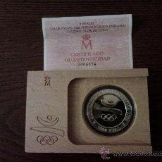 Monedas de España: 1990. I SERIE DE 4 MONEDAS OLIMPIADA BARCELONA 92. CALIDAD FLOR DE CUÑO. Lote 33651191