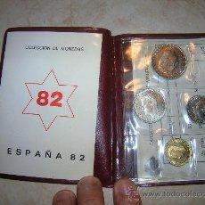Münzen von Spanien - Cartera numismática Filabo del Mundial 82 (1980 *82.) - 33962152