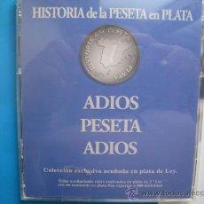 Monedas de España: DE LA PESETA AL EURO PRECIOSO REGALO. Lote 34670208