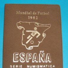 Monedas de España: MONEDAS CONMEMORATIVAS MUNDIAL DE FUTBOL ESPAÑA 1982, SERIE NUMISMATICA. Lote 36588660