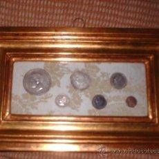 Monedas de España: CUADRO MONETARIO BIFRONTE.. Lote 37604082