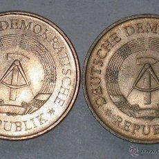 Monedas de España: 2 DE ALEMANIA / DDR. Lote 39350087