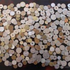 Monedas de España: COLECCION DE 455 MONEDAS DE DISTINTOS PAISES VER FOTOGRAFIAS DETALLADAS. Lote 39445089