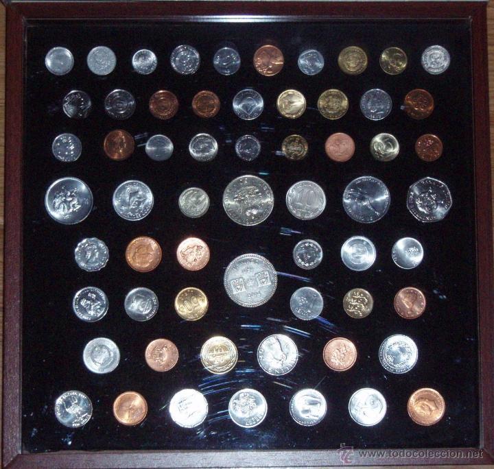 Colecci n monedas peri dico el mundo comprar colecciones for Coleccion cuchillos el mundo