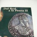 Monedas de España: COLECCIÓN COMPLETA 40 MONEDAS DEL REAL A LA PESETA II. Lote 93439907