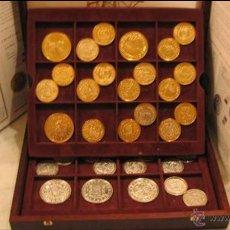 Monedas de España: ESTUPENDAS COLECCIÓNES DE LA FNMT. Lote 41446981
