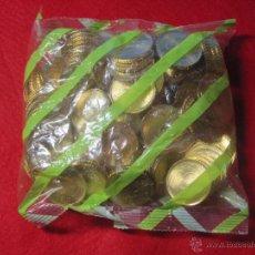 Monedas de España: LOTE CON 100 MONEDAS DE 50 CENTIMOS ESPAÑA AÑO 2000 , BOLSA FNMT TA3. Lote 48559360