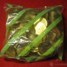 Monedas de España: LOTE CON 100 MONEDAS DE 50 CENTIMOS ESPAÑA AÑO 2001 , BOLSA FNMT TA3. Lote 48559858