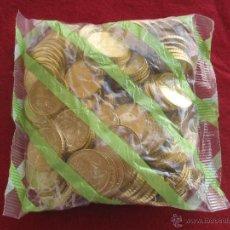 Monedas de España: LOTE CON 100 MONEDAS DE 50 CENTIMOS ESPAÑA AÑO 1999 BOLSA FNMT. Lote 48583565