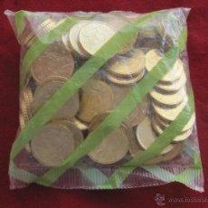 Monedas de España: LOTE CON 100 MONEDAS DE 50 CENTIMOS ESPAÑA AÑO 2000 , BOLSA FNMT TA3. Lote 48583749