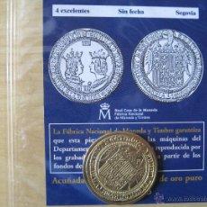 Monedas de España: MONEDA DE LOS REYES CATOLICOS 4 EXCELENTES. Lote 49192680