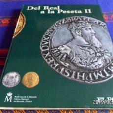 Monedas de España: DEL REAL A LA PESETA II COMPLETA 40 MONEDAS. I INCOMPLETA A FALTA DE 5. EL PAÍS 2003. REGALO.. Lote 49873903