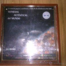 Monedas de España: COLECCION MONEDAS AUTENTICAS DEL MUNDO COMPLETO. Lote 50056222
