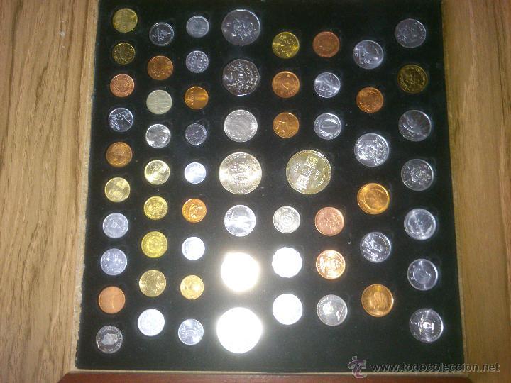 Monedas de España: COLECCION MONEDAS AUTENTICAS DEL MUNDO COMPLETO - Foto 2 - 50056222