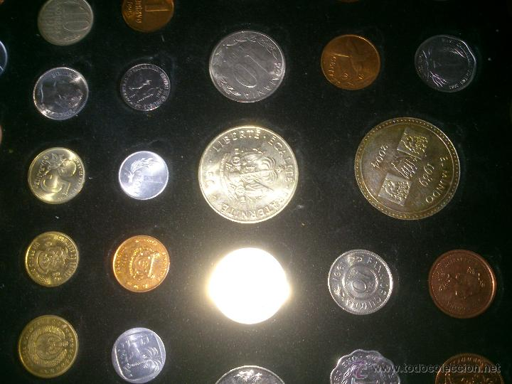 Monedas de España: COLECCION MONEDAS AUTENTICAS DEL MUNDO COMPLETO - Foto 3 - 50056222