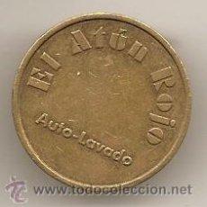 Monedas de España: FICHA DE AUTO-LAVADO. EL ATÚN ROJO. Lote 137115370