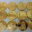 Monedas de España: COLECCIÓN 12 MONEDAS EUROPA. Lote 50463848