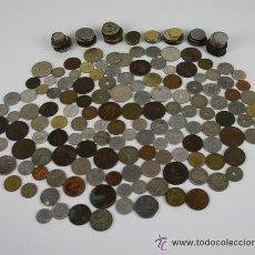 Monedas de España: LOTE DE 997 MONEDAS DIFERENTES VALORES, PAISES Y EPOCAS. IDEAL COLECCION. S XX.. Lote 104710766