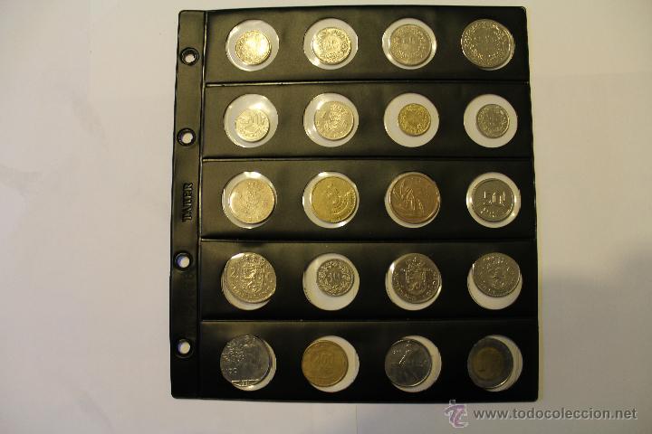 MONEDAS EUROPEAS MODERNAS (Numismática - España Modernas y Contemporáneas - Colecciones y Lotes de conjunto)
