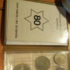 Monedas de España: COLECCION COMPLETA DE MONEDAS DEL MUNDIAL DEL 82. Lote 56117700