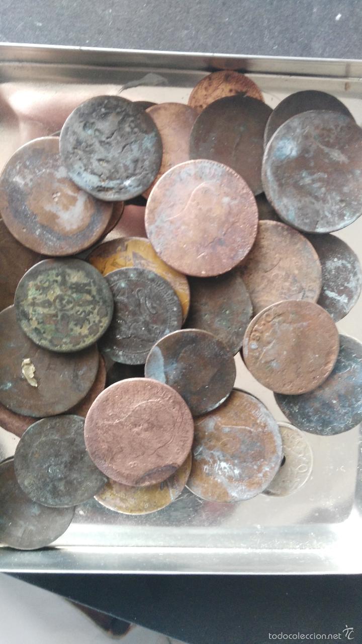 Monedas de España: LOTE DE 45 MONEDAS - Foto 3 - 58148546