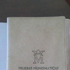 Monedas de España: CARTERITA PRUEBAS NUMISMATICAS DE LA FNMT AÑO 1976. Lote 59692327