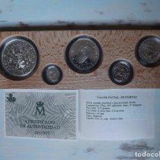 Monedas de España: MONEDAS DE PLATA DEL V CENTENARIO. Lote 67983305