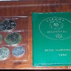 Münzen von Spanien - ESPAÑA MUNDIAL ´82 SERIE NUMISMATICA 1980 - 68728313