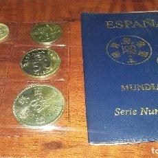Monedas de España: ESPAÑA MUNDIAL ´82 SERIE NUMISMATICAS. Lote 68728649