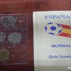 Münzen von Spanien - ESPAÑA MUNDIAL ´82 SERIE NUMISMATICA - 68728937