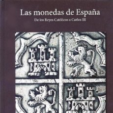 Monedas de España: LAS MONEDAS DE ESPAÑA, EDITADO POR LA FABRICA NAL. DE MONEDA Y TIMBRE.. Lote 69653285