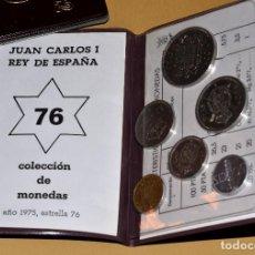 Coins of Spain - SERIE NUMISMÁTICA JUAN CARLOS I 1976 , NUEVA A ESTRENAR - 71149865