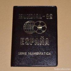 Münzen von Spanien - SERIE NUMISMÁTICA 1980 ESPAÑA MUNDIAL-82, - 131318593