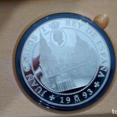 Monedas de España: AÑO JACOBEO. 1993. MONEDA CON ESTUCHE. Lote 72400127
