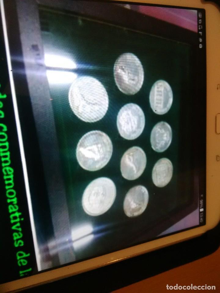Münzen von Spanien: Lote de 2 cajas de monedas comemorativas de las islas canarias - Foto 2 - 143372430