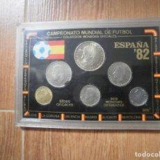 Monedas de España: MUNDIAL 82. Lote 74688683