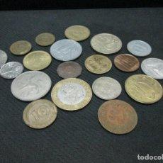 Monedas de España: 20 MONEDAS VARIADAS EXTRANGERAS. Lote 75138015